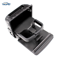 1K0862532 1KD862533 Car Central Console Armrest Rear Cup Holder Box For VW for Jett-a Gol-f GTI MK5 MK6
