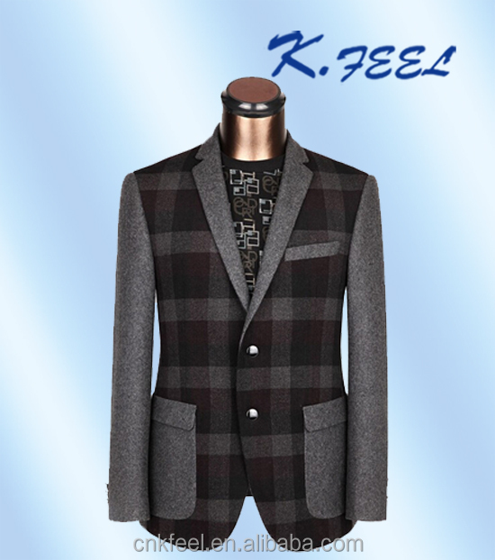 2017 Made to Measure Men's Casual Slim Fit coat suits