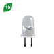 DIP 5mm Led Diode 2-Pin Through Hole Led Diode Warm White