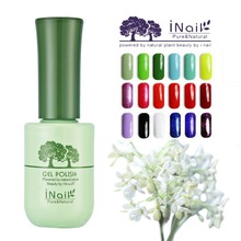 12pcs free shipping Inail Osmanthus Aroma UV Gel 15ml 78 colors for choice