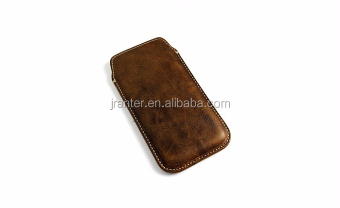 Leather Phone pouch