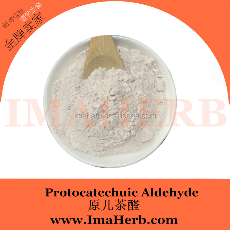 ISO Appreved Nature cas:139-85-5 protocatechuic aldehyde 99%