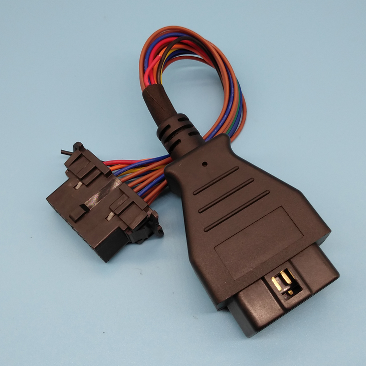 Obd2 Connector Wire, Obd2 Connector Wire Suppliers and Manufacturers ...
