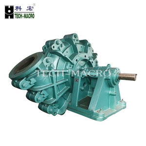High chrome mineral processing centrifugal slurry pump series KA(R) for metallurgy
