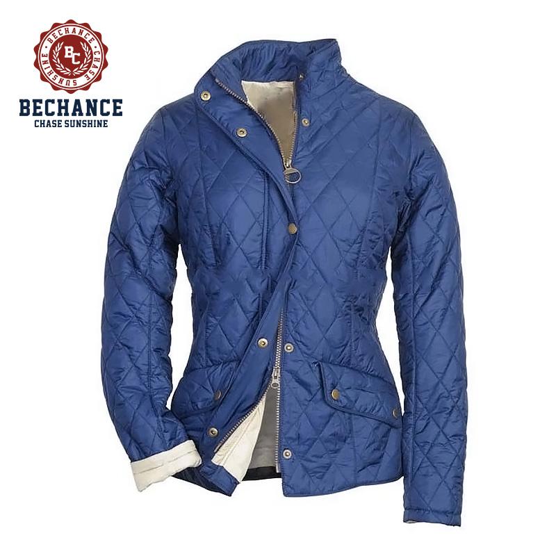 Nylon Winter Coat 74