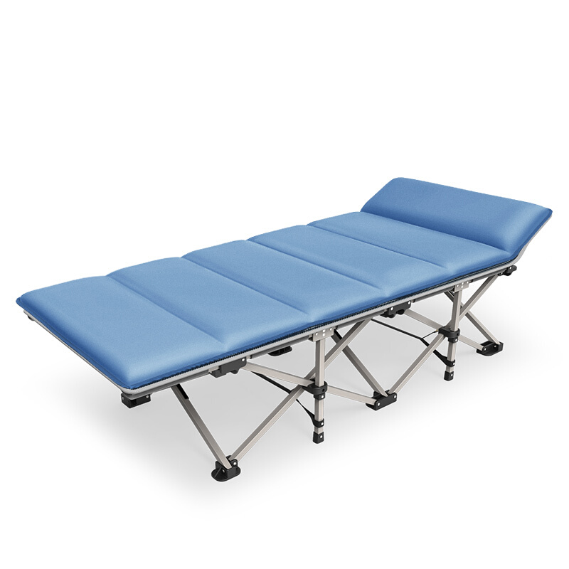 Hot Sale Picnic Leisure Single High Quality Metal Folding Bed