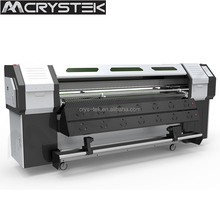 UV flatbed printer with roll to roll printing 1.8m UV printer machine
