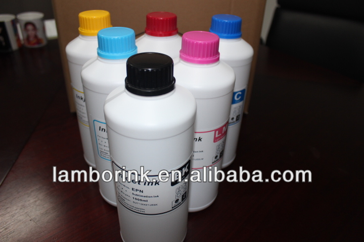 USA Trusted Sublimation ink,Sublimation dye ink For Epson Artisan 600/700/800/710/810/725/835/837/730 t0981-t0986