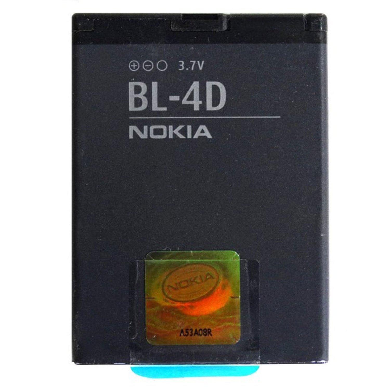Original BATTERY NOKIA BL-4D 1200 mAh Li-ion, 3.7V for NOKIA E5 Origin Manufacturer