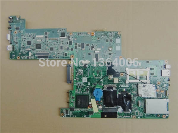 Free shipping for Asus V2 Laptop Motherboard mainboard fully tested 100% good work 45days warranty