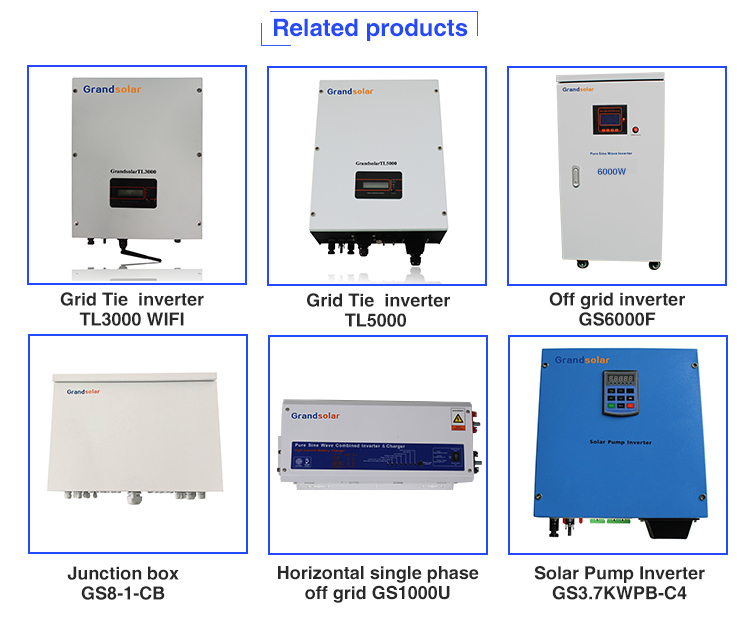 MPPT SINGLE PHASE GRID TIE 1000W SOLAR INVERTER