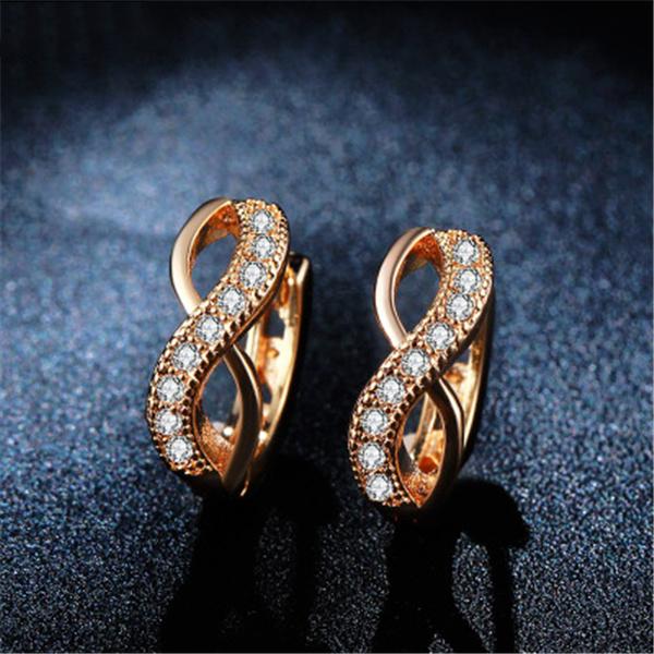 Ring Type Earrings Gold Earring Models Small Designs For S