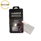 Scratch resistant Digital Camera Tempered Glass Screen Protector for different camera models
