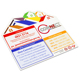 Magnets 3pcs Cling Dry Erase Marker Pen Set Memo Note Magnetic Sticker In Roll Erasable Writing Pad Led Blackboard