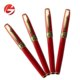 Best Luxury China red Color Ceramic Ball Pen Business Gifts Personalised Pens