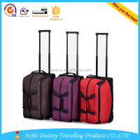 factory wholesale large capacity durable travelling trolley bag parts