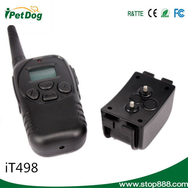 2017 Newest iT498 electric dog training collar