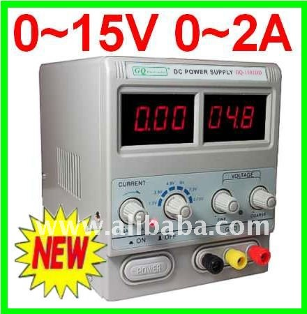 0~15V DC (2A) Variable Lab Power Supply