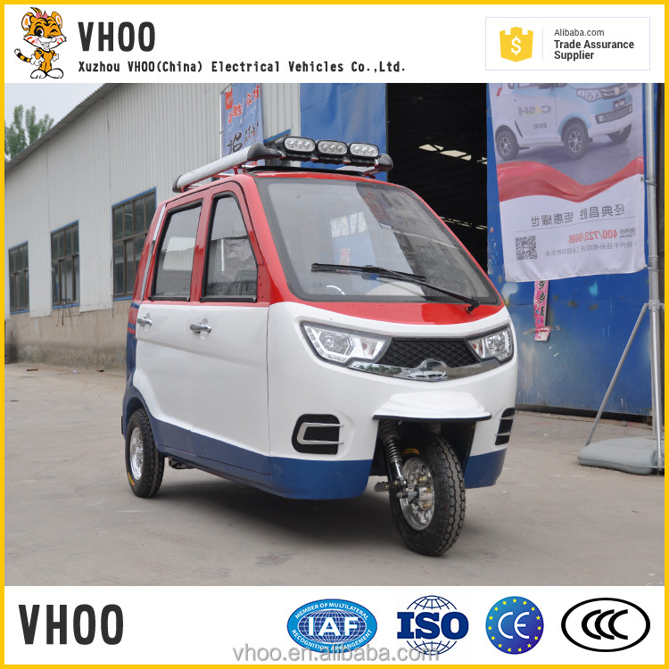 China manufacture supplier Vhoo trike electric tuk tuk for sale australia