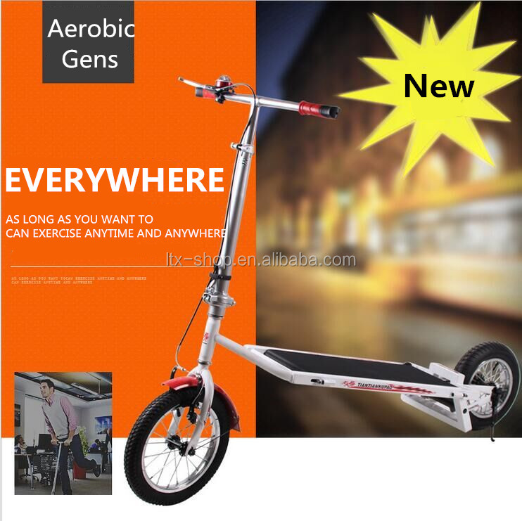 New Arrival Cool Running Bike Walking Indoor Fitness Exercise Walking Pedal Scooter For Wholesale