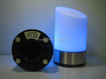 Bluetooth Speaker LED Night Light