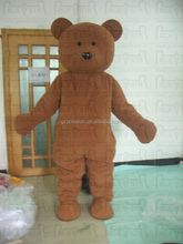 fluffy bear costume walking actor NO.1808