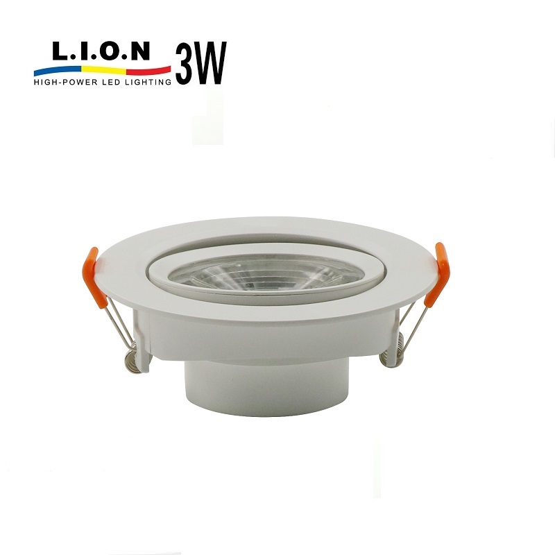 Wholesale price commercial customized bathroom camera led down light