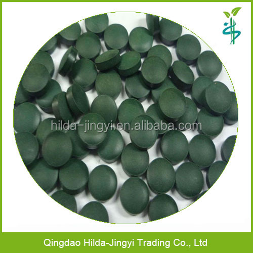 Dietary supplement Spirulina Tablet