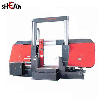 G-300 Double Column Metal Cutting Band Sawing Machine
