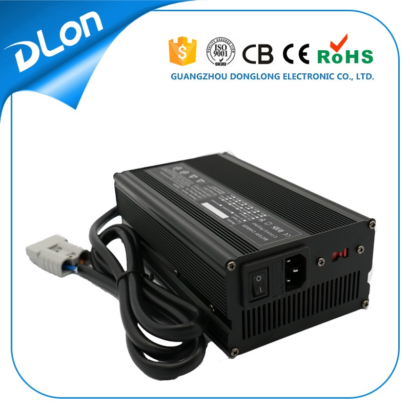 3 stage smart charging 12a 36 volt golf cart battery charger for 36 volt battery pack
