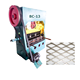 1.5mm sheet thickness high speed full automatic expanded metal mesh cutting machine