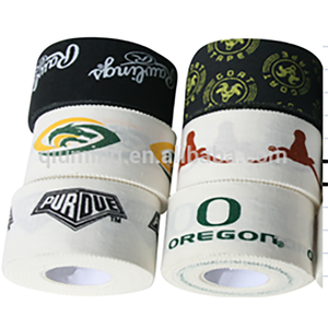 China Top Sale New OEM Logo Printed Field Hockey Tape for Stick And Grip