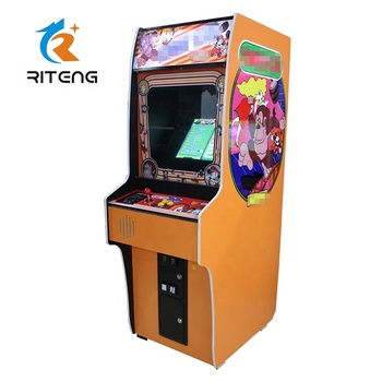 Oem Sticker Super Mario Bros,Donkeykong Upright Arcade Game With Raspberry  Pi 3 - Buy Donkeykong,Raspberry Pi 3,Arcade Game Product on Alibaba com