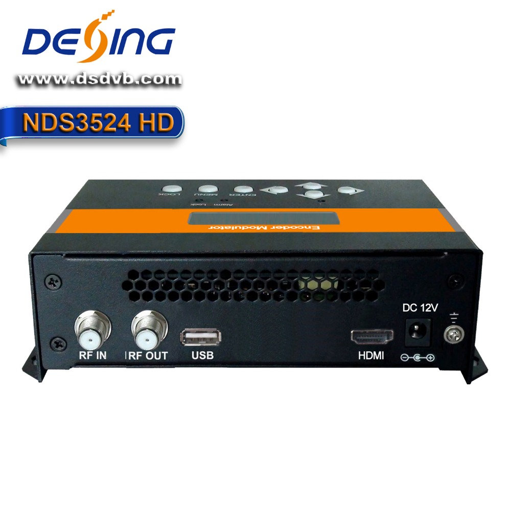 DEXIN NDS3524 hd mini encoder modulatore