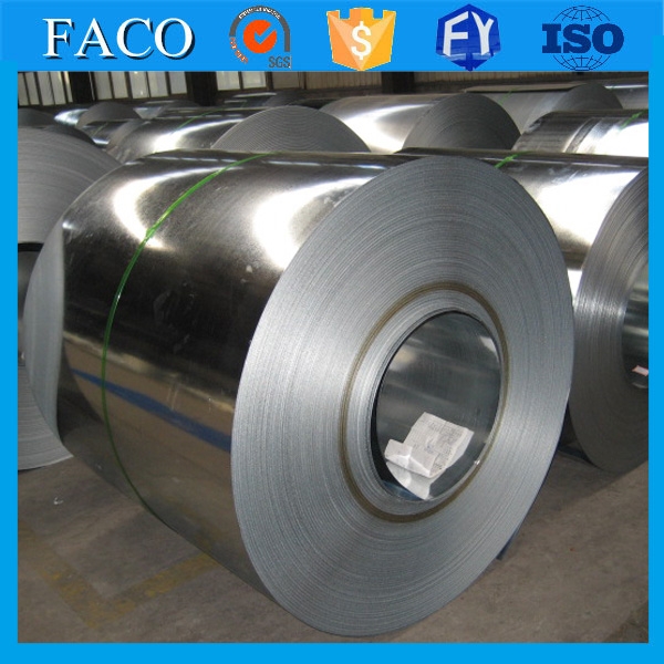 New design galvalume steel coil 2*1219mm alu zinc coils Tianjin supplier