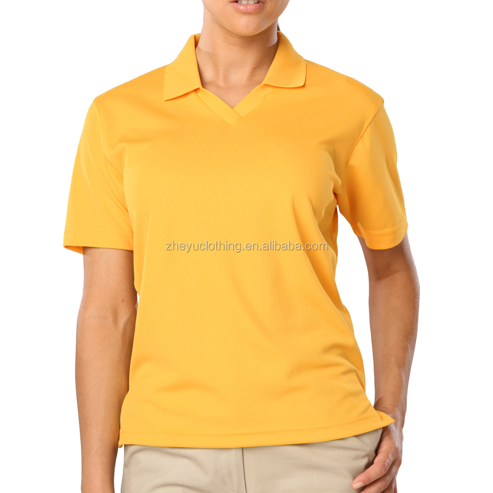 Hot Products Factory Custom Dry Fit Unbranded Men 's Polyester Polo Shirts