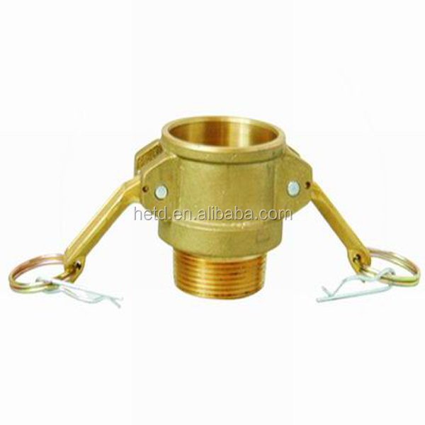 Stainless Steel Aluminum Brass Camlock and Quick Coupling