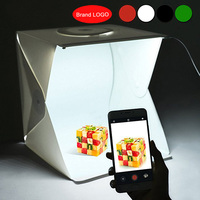 Portable Folding Product Light Box Mini Big Size Photo Studio With LED Light