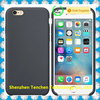 For iphone silicone case original, official silicone case for iphone 6