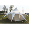 Professional design comfortable Family Camping Outdoor canvas bell Tent