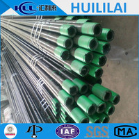 SSAW/SAWL API 5L x52 spiral welded carbon steel pipe for natural gas and oil pipeline