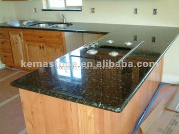 Prefab Emerald Pearl Granite Countertops
