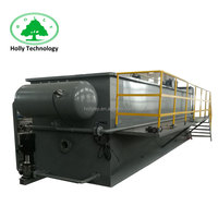 Water Filtration and Separation DAF Equipment Dissolved Air Flotation Machines For Sewage Treatment