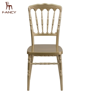 Hot sale cheap napoleon chairs used chiavari chair for wedding