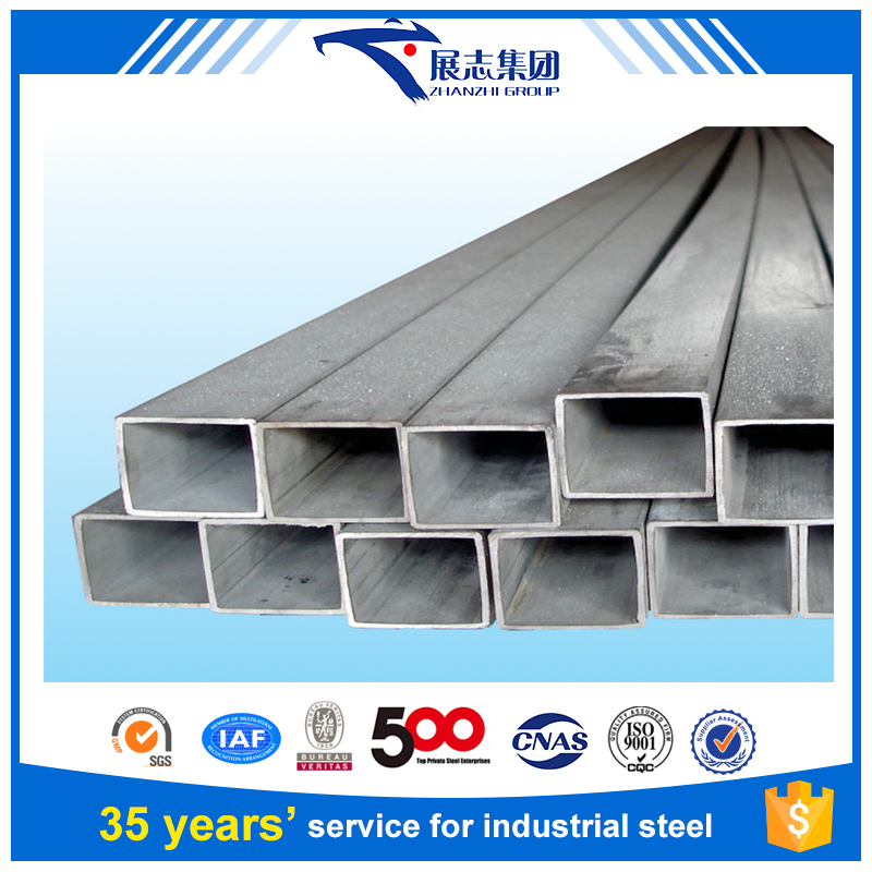 Galvanized square steel pipe hollow section vietnam best!!! gi steel /galvanized square pipe