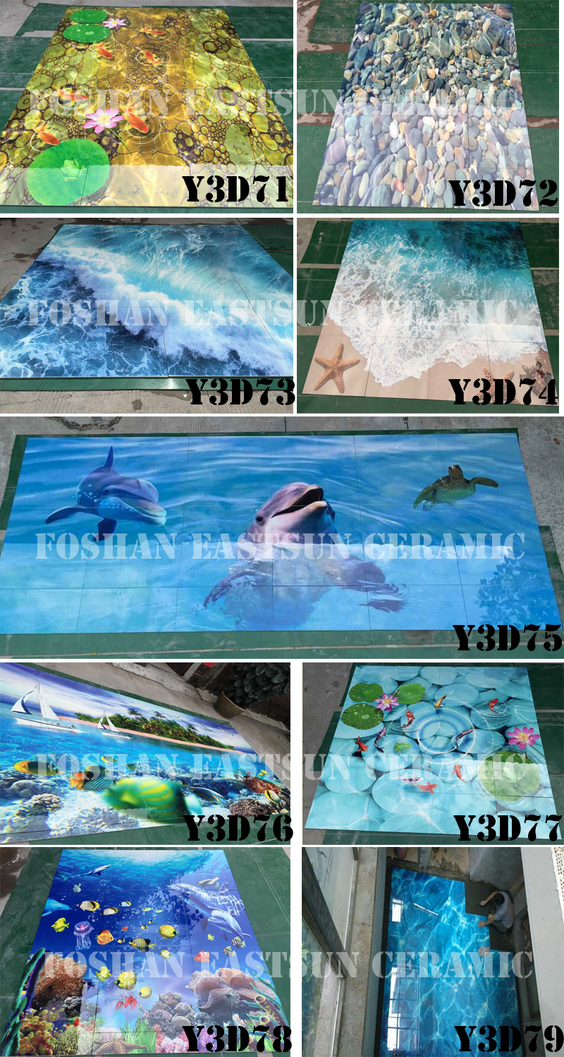 New Arrival 3d Floor Art Tile Plan Technology 3d Floors View High
