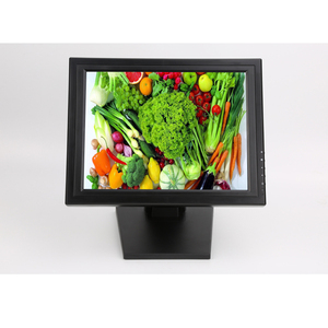 Cheap 17 inch multi touch screen monitor with Linux / Raspberry Pi for PC POS