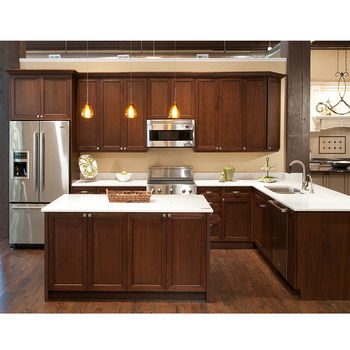 Dark Cherry Finish And Maple Solid Wood Shaker Design Classic Modular Kitchen Cabinets Buy Dark Cherry Finish And Maple Solid Wood Kitchen Cabinets Shaker Design Kitchen Cabinets Modular Kitchen Cabinets Product On Alibaba Com