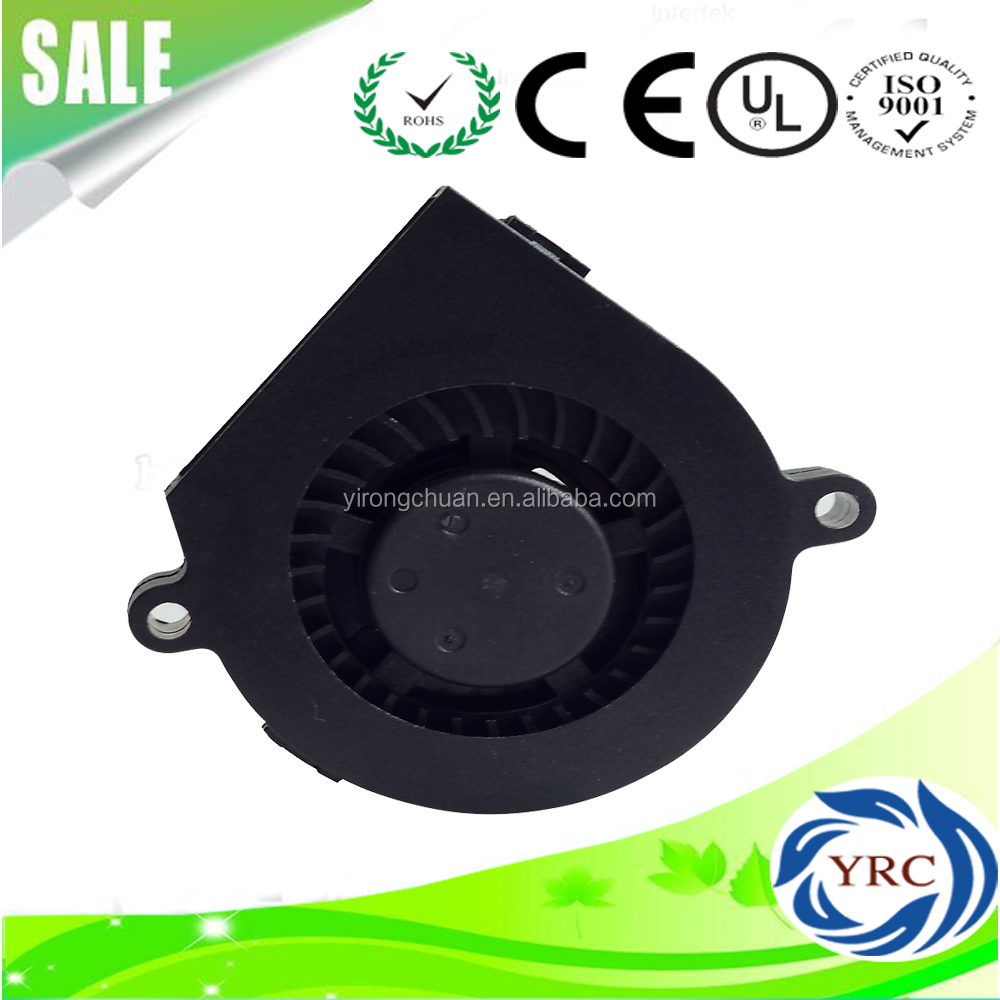 Factory price 60mm DC blower 5V 12v high speed blower fan 60x15 mm