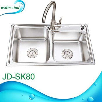 Stainless steel 304 kitchen sink with high quality buy for High quality kitchen sinks